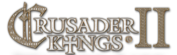 Crusader Kings II Logo CK2