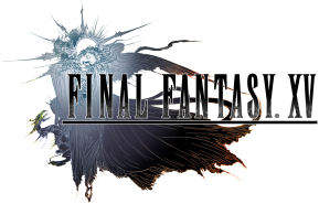 Final Fantasy XV Logo Drinking Game