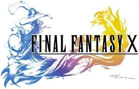 final fantasy x title logo
