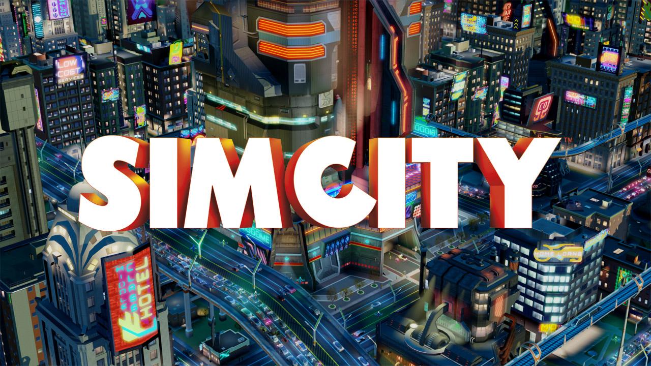 simcity header image
