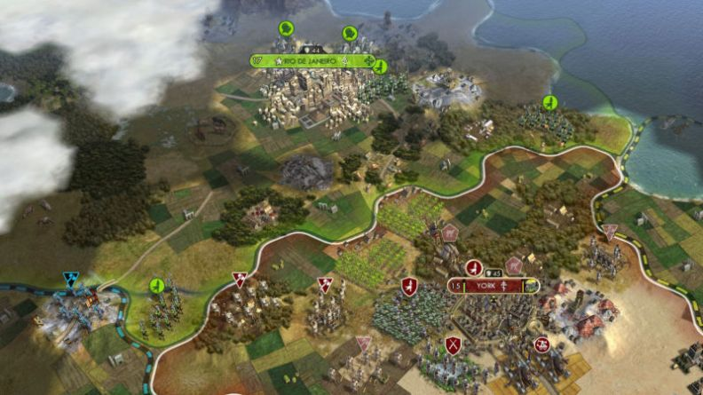 civilization v gameplay