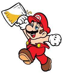 drunk mario kart drinking driver