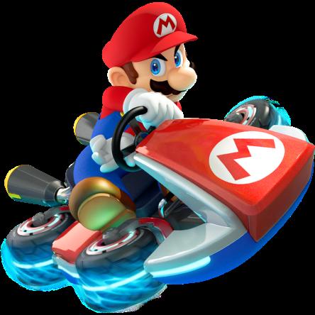 Mario Kart 8 Logo Drinking Game Drunk Driver