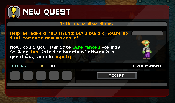Tenant Quests