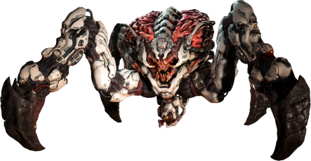 doom spider boss header