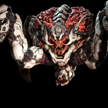 doom spider boss header